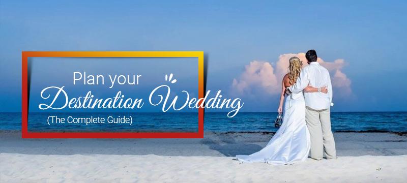 Plan your Destiation Wedding - Wedding Planner
